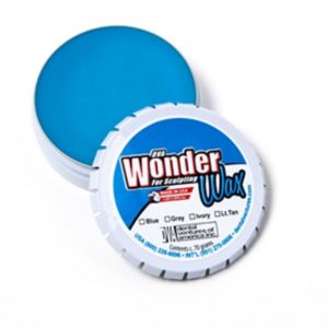 Wonder Wax, Blue
