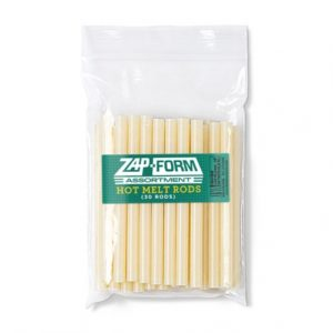Zap-Form Hot Melt Rods (30 Rods)