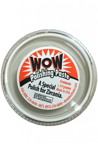 A Polishing Paste for Zirconia