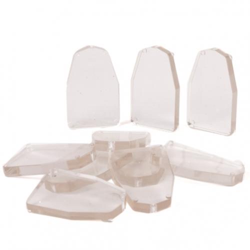 Base Plates - Quadrant