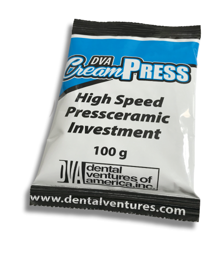 Cream Press High Speed Pressceramic Investment